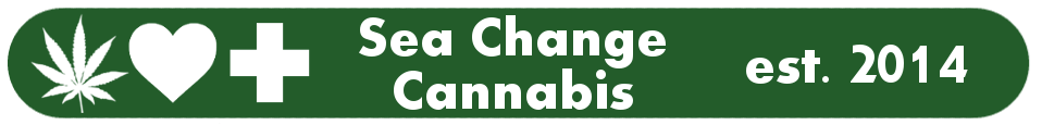 Sea Change Cannabis logo